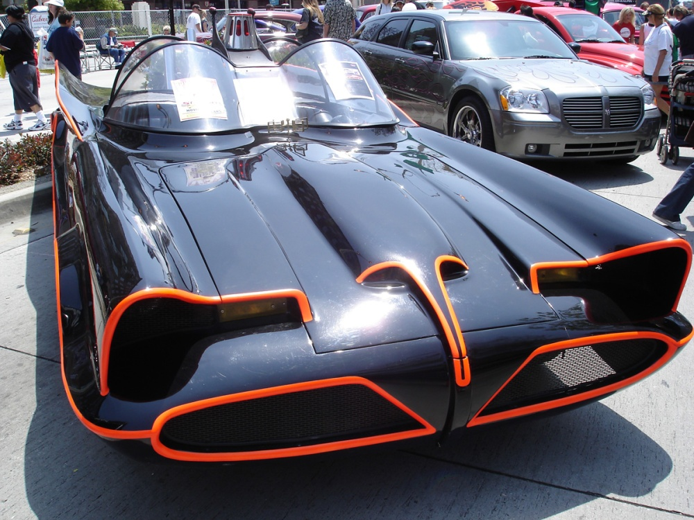 Batmobile Number 1 sells for 4.2 Million !  (3/3)