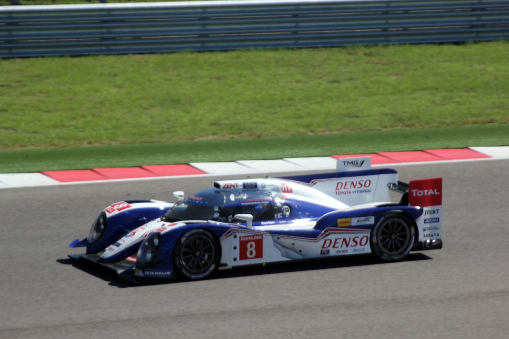 WEC race at COTA (1/3)
