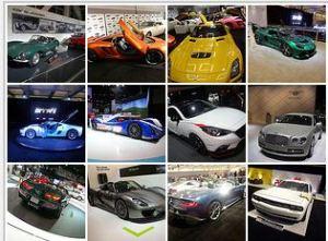 2013 LA Car show Mosaic