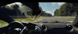 McLaren P1 at the Nurburing2