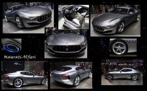 Maserati Alfieri sm
