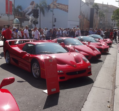 La Ferrari 5