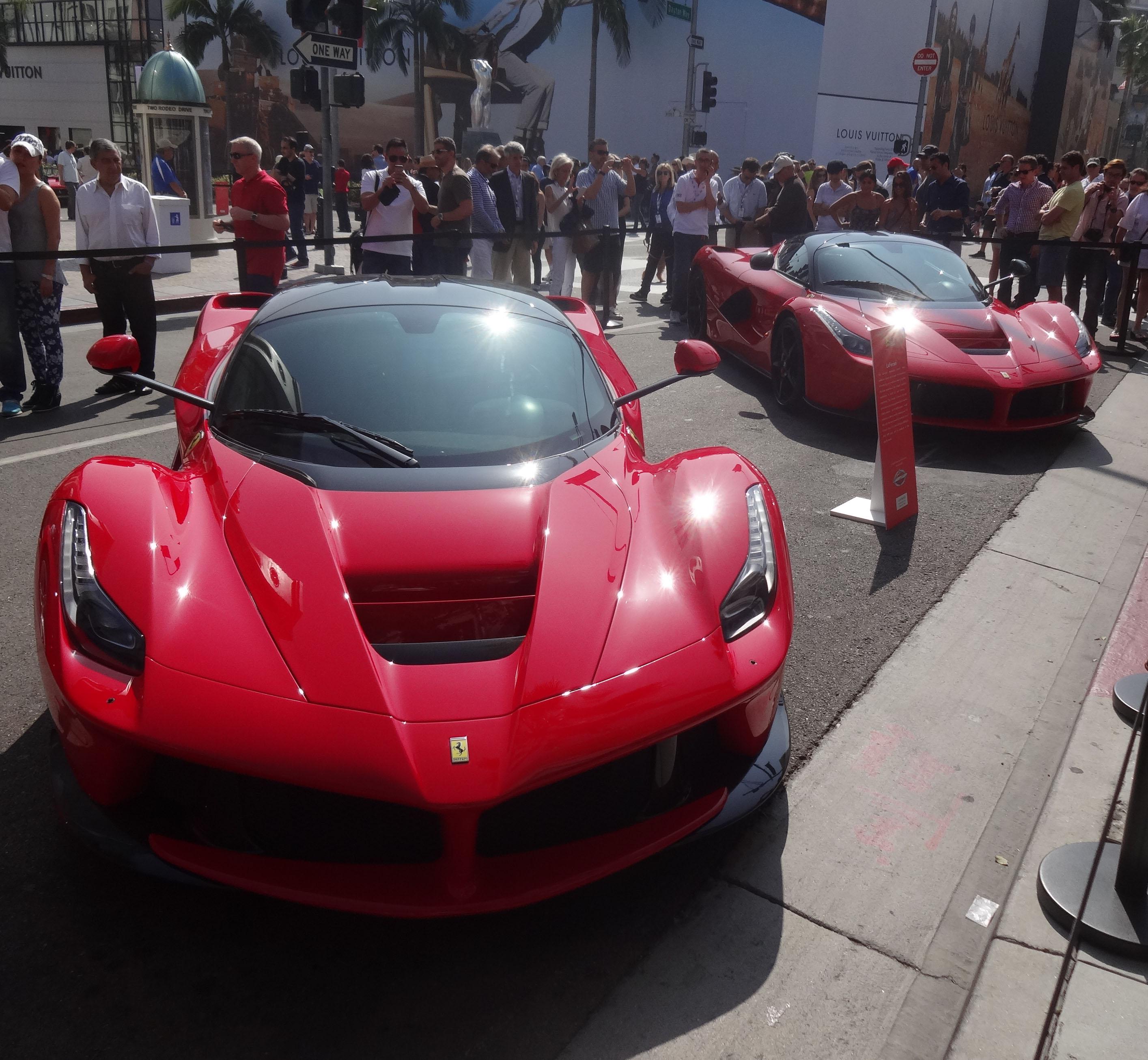 Ferrari Celetes 60 years in USA, In Style! | My Motorways