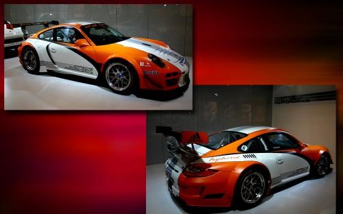 Porsche GT3R Hybrid