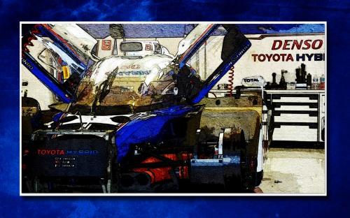 Toyota Hybrid Pits