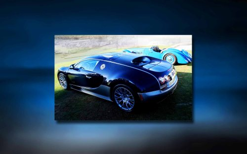 Bugatti Test