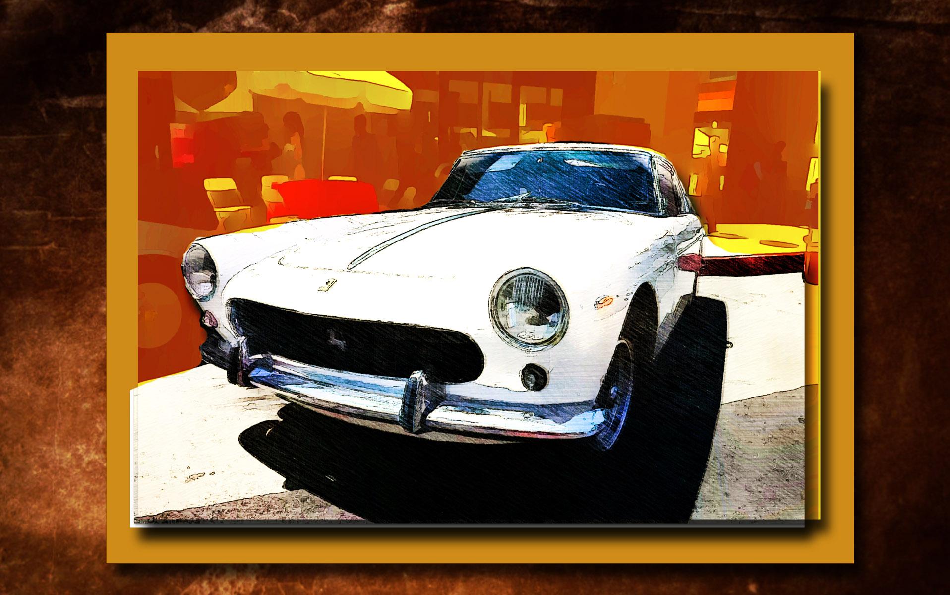 Ferrari Lusso Pasadena