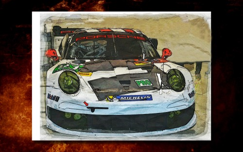 Porsche Pro COTA