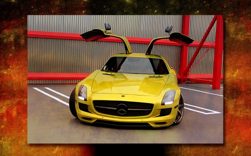 Petersen SLS Gullwing