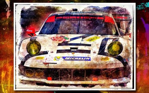 Porsche 910 LBGP