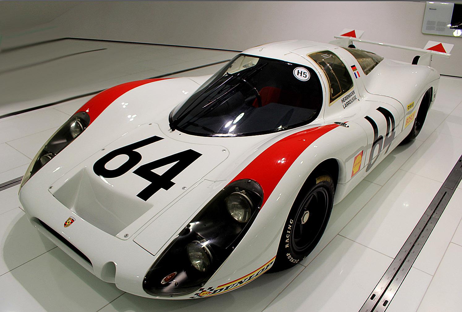 Porsche Hermann Larousse